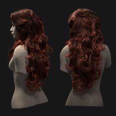 Xgen Hair, 00100000 . on ArtStation at https://www.artstation.com/artwork/AbVaW