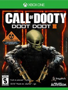 The Spookiest Game Ever Made by bakoahmed - A Member of the Internet's Largest Humor Community Spooktober Memes, Life Memes, Stupid Memes, Funny Jokes, Hilarious, Funny Stuff, Spoopy Meme, Cod Bo2, Haha