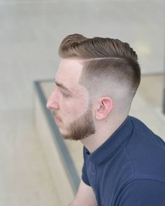 Haircut by onelovebarber http://ift.tt/1Ts2QZG #menshair #menshairstyles #menshaircuts #hairstylesformen #coolhaircuts #coolhairstyles #haircuts #hairstyles #barbers
