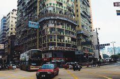 Hong Kong Nathan road