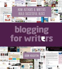 The world of words has undergone a revolution, and everyone from authors to publishers has been affected by the explosion of digital media. Today, a blog is one of the most powerful tools a writer has