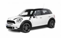 the Mini countrymen... it's like a mini cooper and a sexy 4x4 had a awd mini baby! Yummy! I have wanted this since i played asphalt8 and watched Dave in Pure Love drive one of these