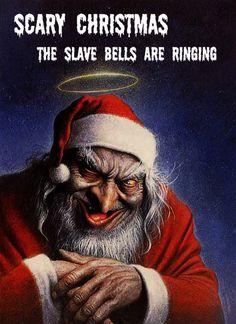 SCARY #Christmas