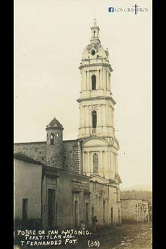 Templo san Antonio   Tepatitlan jal.