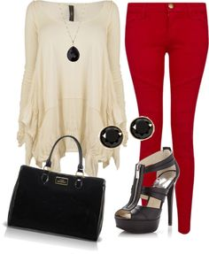 """How I Get Down"" by k-cat on Polyvore"