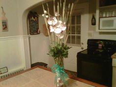 Orchid centerpiece:)