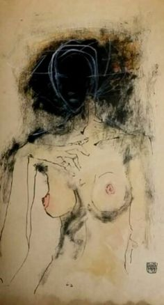 ARTISTIC QUIBBLE | Egon Schiele.