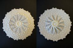 Dodecagon^3 tessellation - without backlight by ale_beber_origami, via Flickr