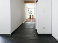 Der Schiefer Black Rustic Ist Vielseitig Im Haus Und Auf Terrasse Verwendbar