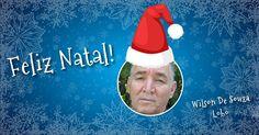 Crie a sua foto de perfil de Natal!