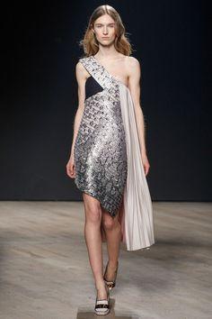 Brian Edward Millett - The Man of Style - Mary Katrantzou fall 2014