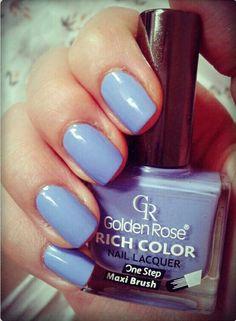 #Goldenrose- Rich Color38