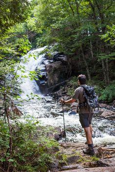 Used Camping Gear Colorado Springs Camping Outfits, Camping Clothing, Montreal, Used Camping Gear, Lost In Thought, Kayak, Beautiful Waterfalls, Plein Air, Colorado Springs