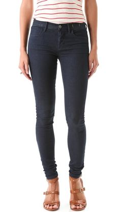 Madewell Legging Jeans    Let it be known, that I wore pajama jeans in middle school.