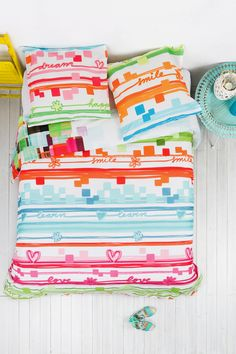 The most charming duvet set you'll ever see!