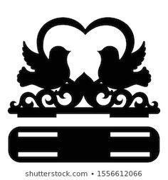 Bird Silhouette Art, Silhouette Design, Graveuse Laser, Cricut Heat Transfer Vinyl, Steampunk Furniture, Creative Flower Arrangements, Kids Reading Books, Laser Cutter Projects, Scroll Saw Patterns