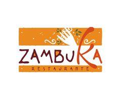 Restaurant logo idea - very colorful & vibrant!