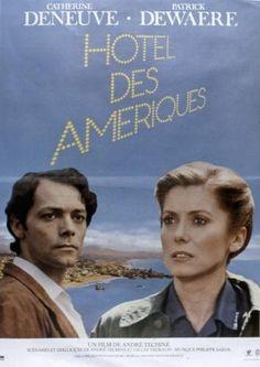Hôtel des Amériques - André Téchiné - 1981
