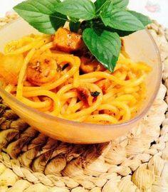 Hummmm... Que tal aprender a fazer um espaguete à la frutos do mar? VEEEEMMM!! - Aprenda a preparar essa maravilhosa receita de Espaguete à la frutos do mar