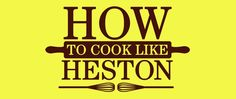 How to cook like Heston - This is the title of my event. It states the purpose or idea of the event. Figure 4