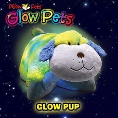 Requested by Piper: Pillow Pets Glow Pets - Puppy 12
