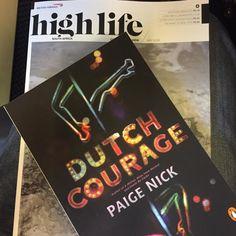 Chris Koch   We are flying.... XxX  #DutchCourage