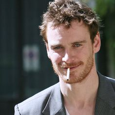 Don't remember seeing this one.... Michael Fassbender: Portrait Session