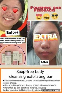 Try the effect of epoch polishing bar on you. Face Products, Body Cleanse, Epoch, Face And Body, It Works, How To Remove, Polish, Bar, Diamond