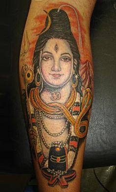 5fd7bddf3fd3b 39 Best Shiva Tattoo images in 2019 | Cool tattoos, Shiva tattoo ...