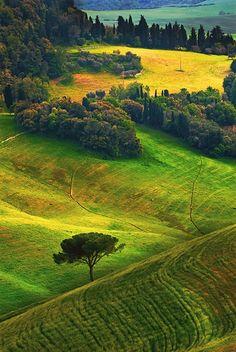 Rural Tuscany, Italy