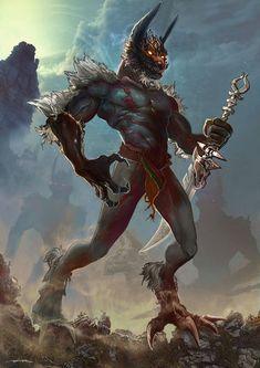 Nine Souls Beast