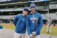 I love kris Bryant Anthony Rizzo Bryant Baseball, Chicago Cubs Baseball, Baseball Boys, Baseball Players, Softball, Cubs Players, Cubs Team, Cub Sport, Cubs Win