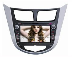 Hyundai Solaris Autoradio, pure Android car DVD player with 7 inch touch screen, 2 Din GPS navigation with dual zone function, built in Wifi, support USB 3G Internet access, support virtual disc, digital TV tuner (DVB-T MPEG-2 or MPEG-4, ATSC M/H or ISDB-T for optional to suit for customers from different areas), RDS, Bluetooth, iPod, AUX, USB, SD, iPod, Support 1080 HD video, support live wallpapers and personalized wallpaper, support steering wheel controls