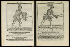 L'arte de l'Armi by Achille Marozzo, 1536 a by peacay, via Flickr