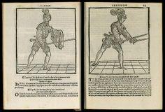 L'arte de l'Armi by Achille Marozzo, 1536 a by peacay, via Flickr