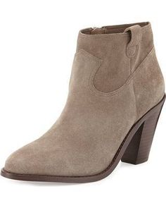 Sale Alert! This bootie is on sale right now from Neiman Marcus for $125! Click visit to shop now!