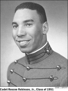 Roscoe Robinson – Robinson Jr., of the U.S. Military Academy Class of 1951, was the first African-American officer to rise to the rank of Army four-star general.