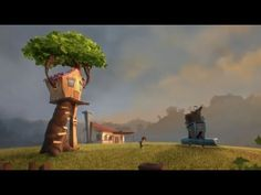 "CGI 3D Animated Short HD: ""Embarked"" - by Mikel Mugica, Adele Hawkins an..."