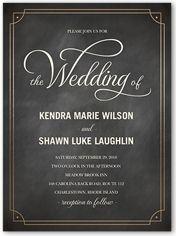 Wedding Invitations | Affordable Wedding Invites | Shutterfly