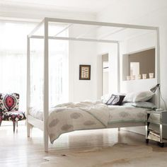 4 Star Four Poster Beds - Delysia Style