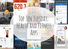 Ton Ten Tuesday: Top Ten Health and Fitness Apps | Little Flecks of Gold