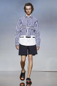Marni Menswear SS 2017 Milan