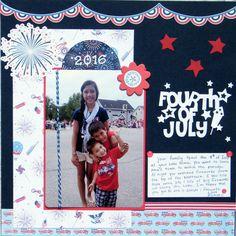 Fourth of July - Scrapbook.com