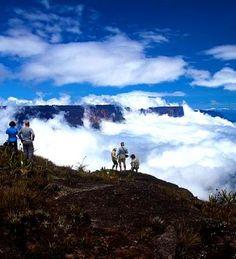 Tepuy, Gran Sabana - Venezuela