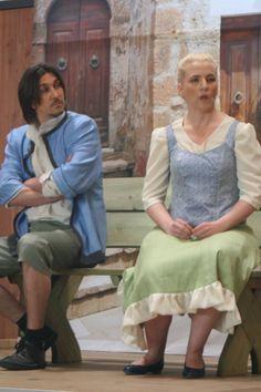 Kostüme Bastien und Bastienne, Oper Bastien und Bastienne