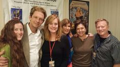Kami, Mary, Judy and Eric with Kristy and Jimmy McNichol