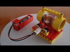 PMDC Motor - YouTube Lego Mindstorms, Landline Phone, Youtube, Youtubers, Youtube Movies