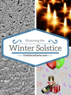 Honoring the Winter Solstice: What is it and how did the ancients recognize it?