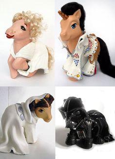 my little spock pony | My Little Pony – Toy transformado em item de colecionadores geeks