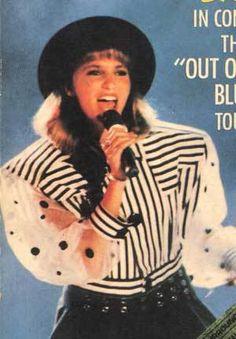 Debbie Gibson!
